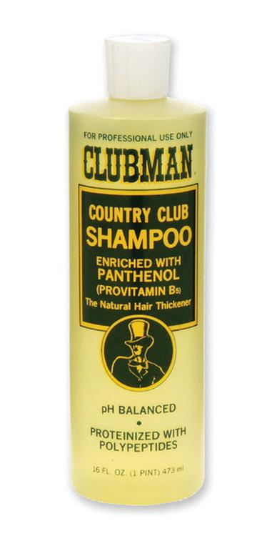 Clubman Country Club Shampoo - 16 oz.