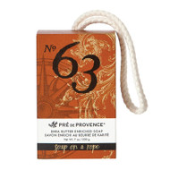 Pre de Provence No.63 Soap On A Rope