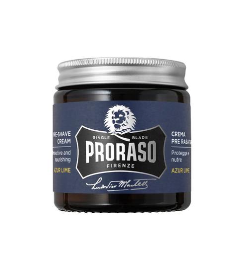 Proraso Pre & Post-shave Cream - Azur Lime - 3.4 oz.