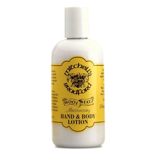Mitchell´s Wool Fat Hand & Body Lotion - 5 oz.
