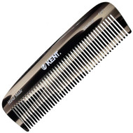 Kent Graphite Pocket Comb for Thick Coarse Hair - 12TG