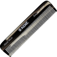 Kent Graphite Pocket Comb for Fine/Thin Hair - FOTG