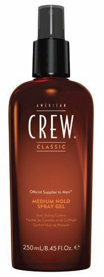 American Crew Medium Hold Spray Gel