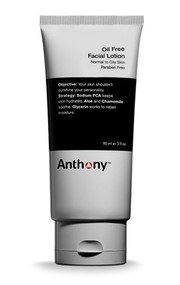 Anthony Logistics Oil Free facial Lotion