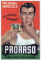 Proraso Shave Poster 1950
