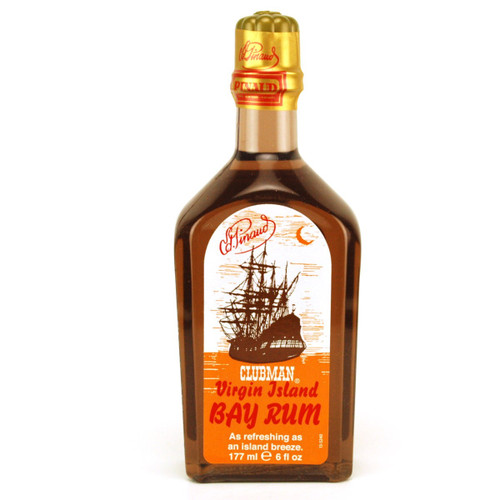 Clubman Bay Rum Aftershave