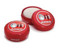 Arko Shaving Soap Jar