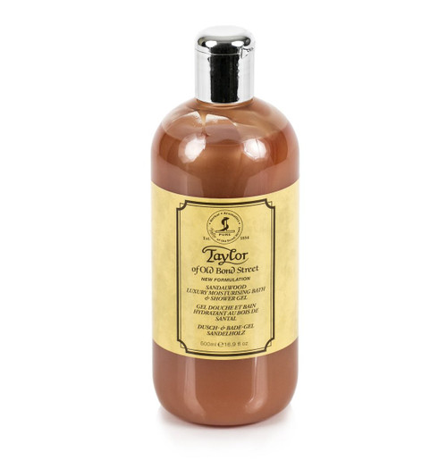 Taylor of Old Bond Street Sandalwood Bath and Shower Gel