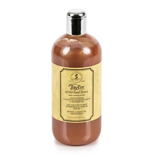 Taylor of Old Bond Street Sandalwood Bath and Shower Gel