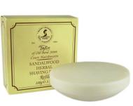 Taylor of Old Bond Street Sandalwood Shaving Soap refill