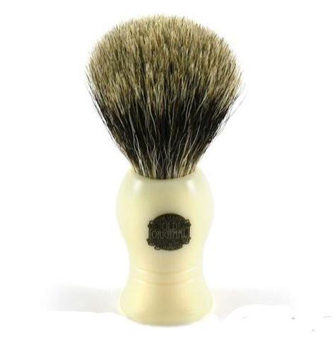Progress Vulfix Pure Badger Shaving Brush - Cream Handle