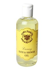 Mitchell´s Wool Fat Bath & Shower Gel - 300ml