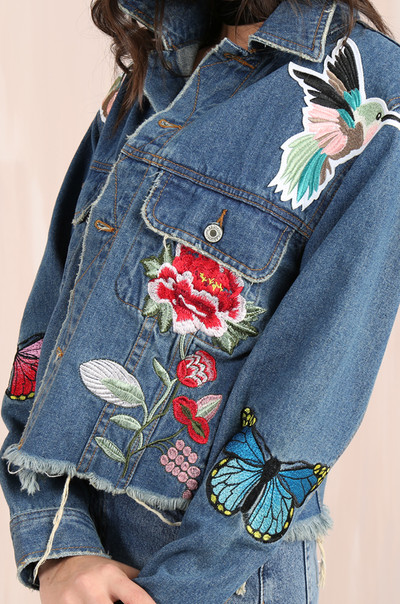 In The Air Jacket - Denim