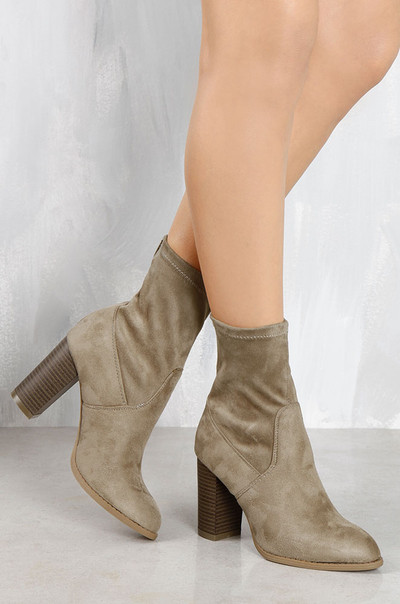 Heading Uptown - Taupe