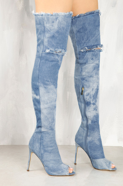 The One - Washed Denim