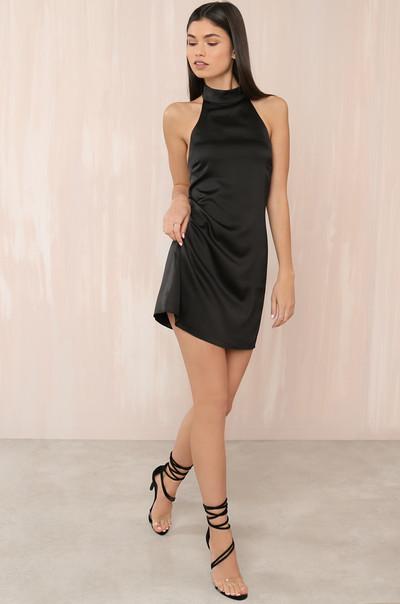 Addiction Dress - Black