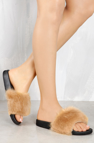 Fur-Style - Camel