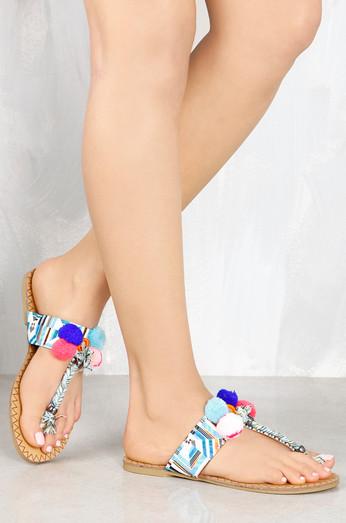 c4d960fc76 Akira Metallic Stiletto Heel Open Toe Plastic Jeweled Strappy Cushioned  Sole Sandals In Nude | 2019 trends | xoosha