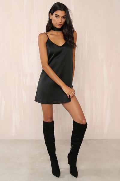 Day-To-Night Dress - Black