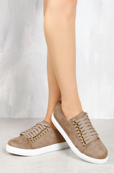 String It On - Taupe