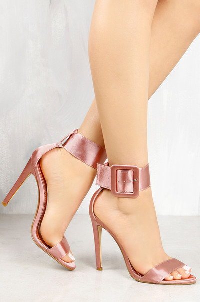 Hot Reveal - Blush Satin