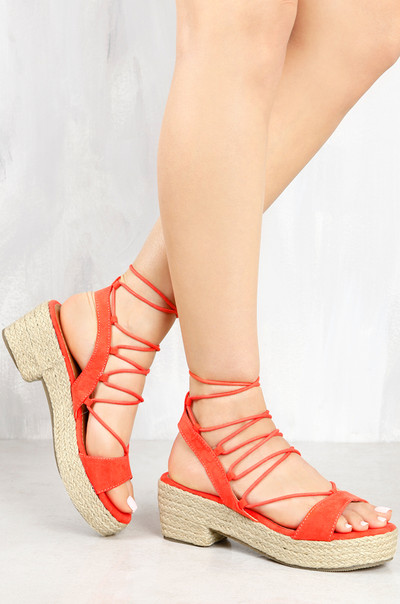 Instantly Chic - Coral