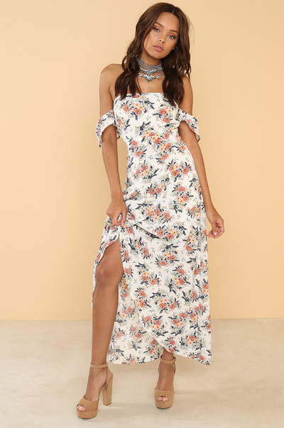 Under The Sun Dress - Floral