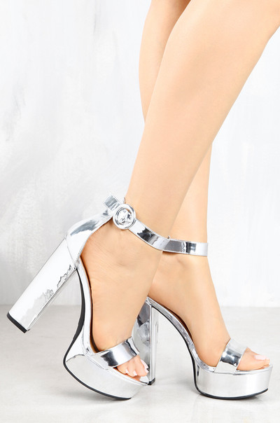 High Glam - Silver
