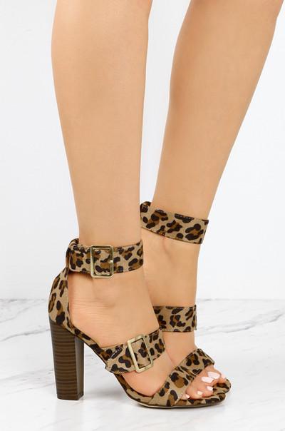 Hot Stuff - Leopard
