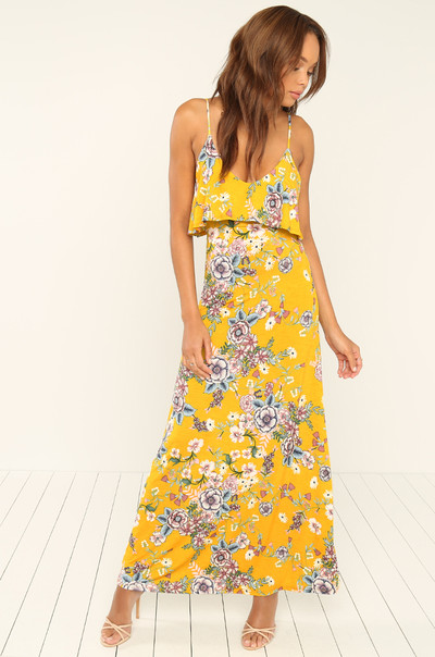 Growing Love Dress - Floral