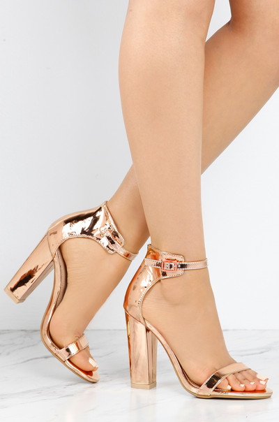 Flirty Talk - Rose Gold