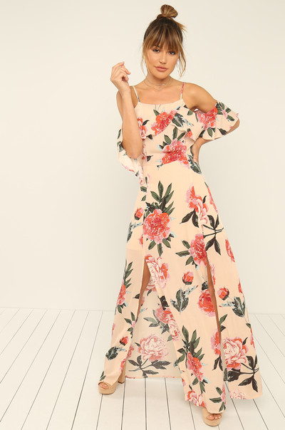 Fleur-ever Yours Dress - Floral