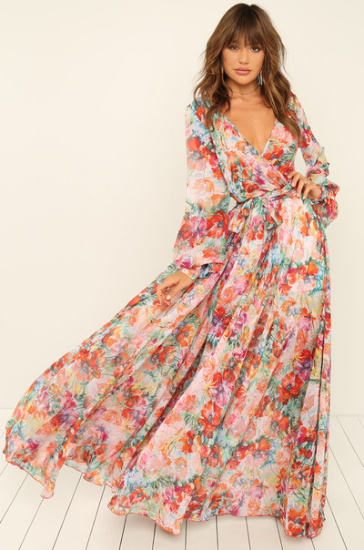Look At Me Dress - Floral
