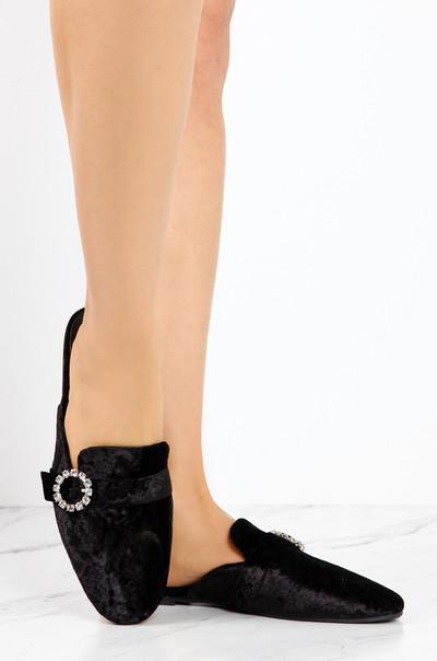 Style Crush - Black Velvet