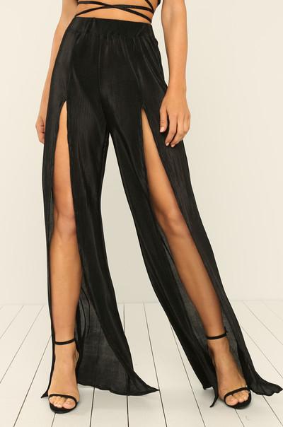 Com-pleat Me Trousers - Black