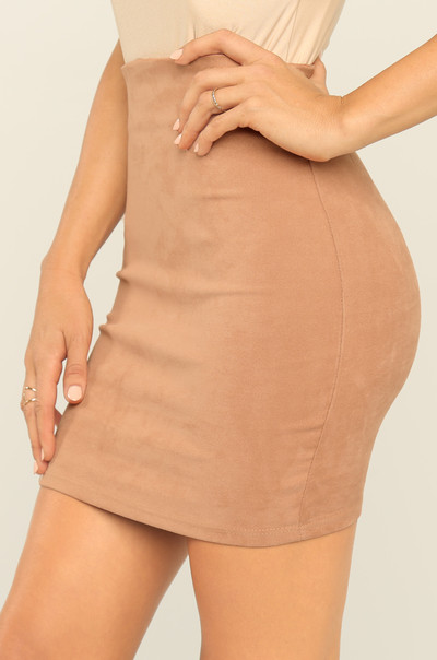 No Competition Skirt - Blush