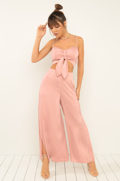 Gallery Gal Co-Ord Set - Pink