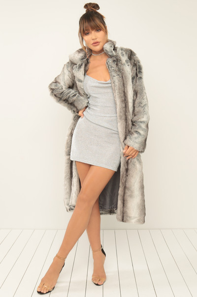 On Demand Coat - Grey