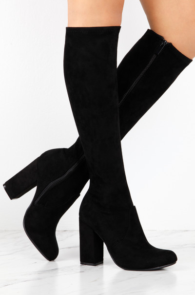 Knee High Life - Black