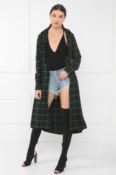 Take On Me Dress - Green