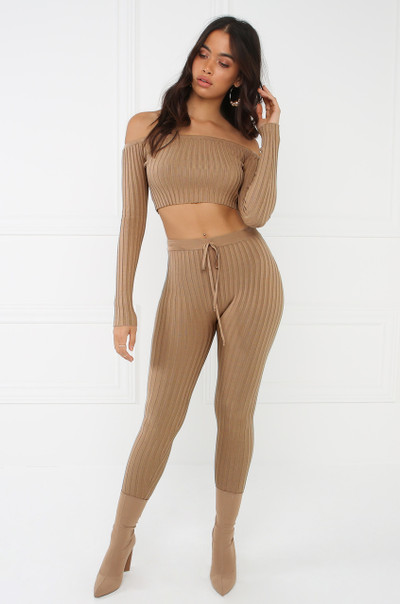 Playa Baby Co-Ord Set - Nude