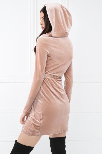 Sweet Soufflé Dress - Blush