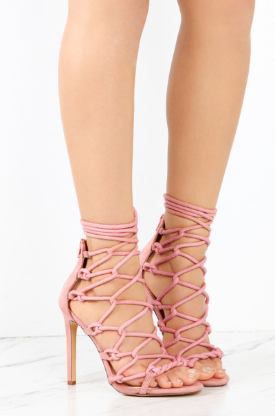 Roped In - Pink
