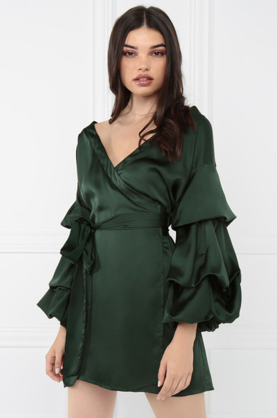 Keepsake Dress - Green