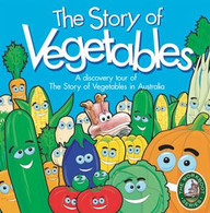 Vegetables CD ROM