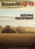 Research Report 71: Seeding Equipment