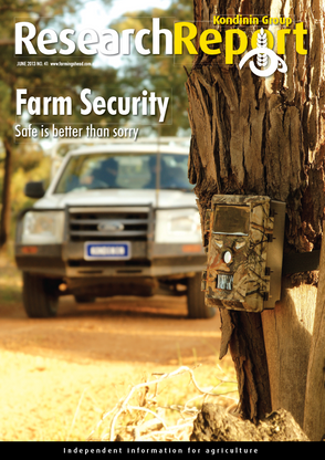 Research Report: Farm Security