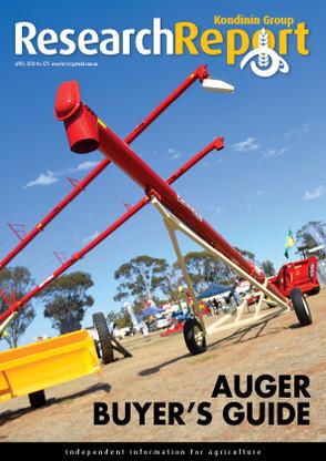 Auger Buyer's Guide
