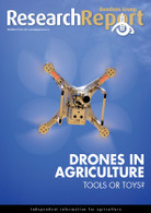 Research Report 83: Drones in agriculture