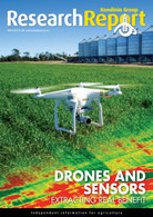 Research Report 98 Drones and sensors